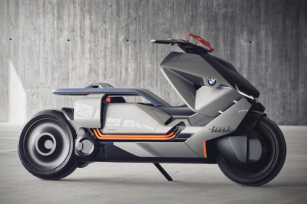 BMW Link Concept Scooter