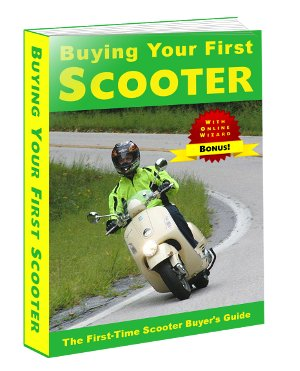 Book. Buying Your First Scooter