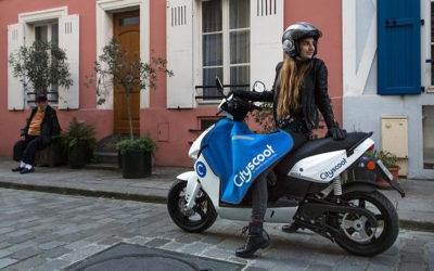 CityScoot Scooter