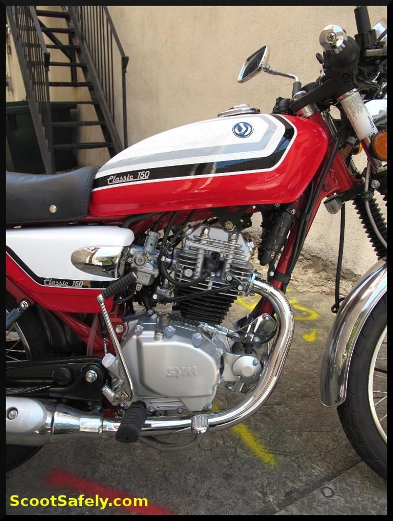 SYM Classic 150